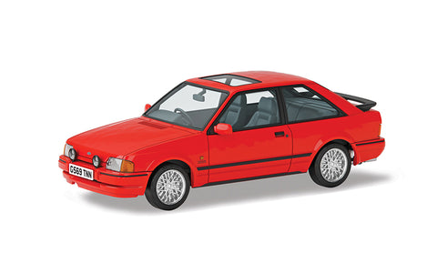 Ford Escort Mk4 XR3i  90  Spec Radiant Red