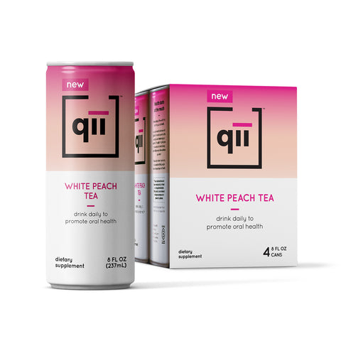 White Peach Tea (4 pack)