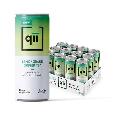 Lemongrass Ginger Tea (12 pack)