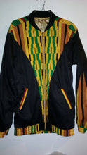 Load image into Gallery viewer, Kente Jacket