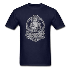 Short Sleeve Buddha Shirt