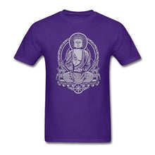 Load image into Gallery viewer, Short Sleeve Buddha Shirt
