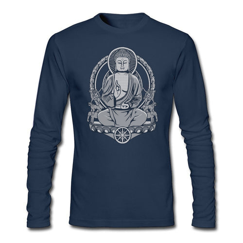 Long Sleeve Buddha Shirt