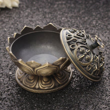 Load image into Gallery viewer, Lotus Flower Incense Holder