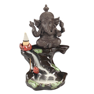 Ganesha Incense Holder for Cones