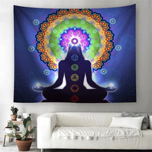 Load image into Gallery viewer, Chakra Tapestry