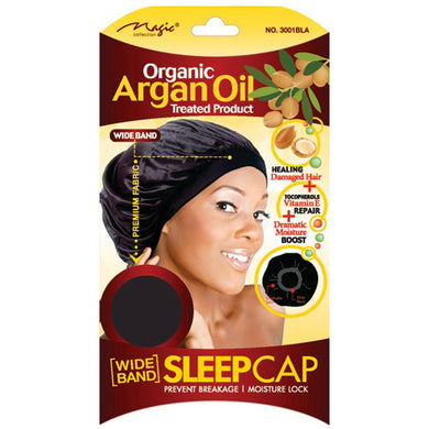 Magic Organic Argan Oil Treated Product SLEEP CAP