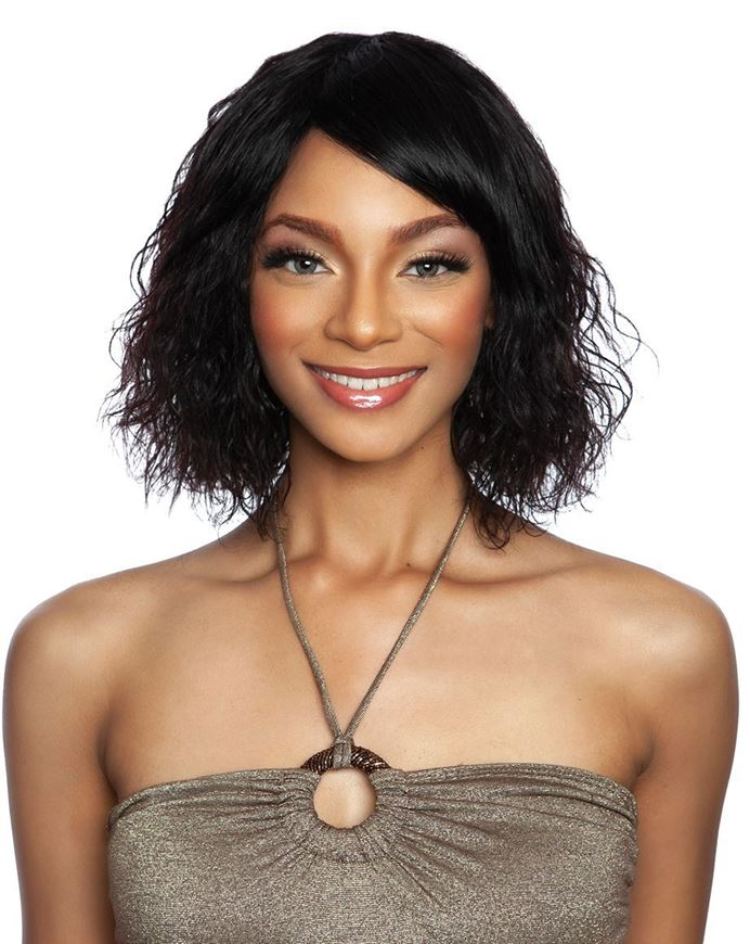 TRM105 - 11A FULL WIG - BRAZILIAN WET N WAVY