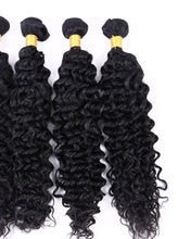 Kinky Curly Virgin Bundles, Closures, & Frontals