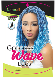 Urban Beauty Goddess Wave Locs 18""