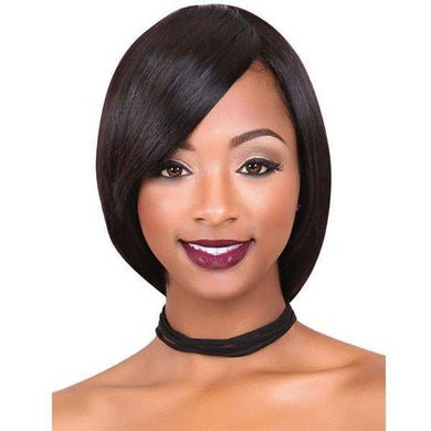 Queen Hair Pretty Wig Angled Bob