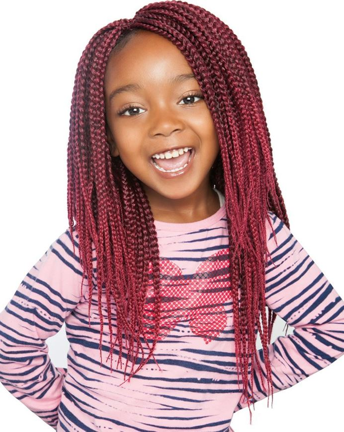 KR07 - KIDS BOX BRAID 12