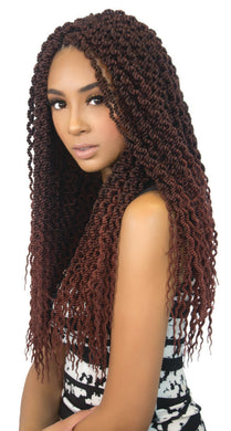 Urban Beauty Goddess Curly Senegal Twist 18