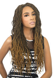 Urban Beauty Senegal Wavy Goddess Twist Wavy 18""