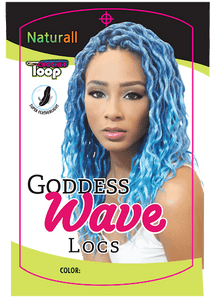 Urban Beauty Goddess Wave Locs 14""