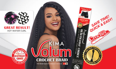Harlem 125 Kima Volum Braid 24