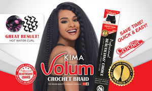 Harlem 125 Kima Volum Braid 24""