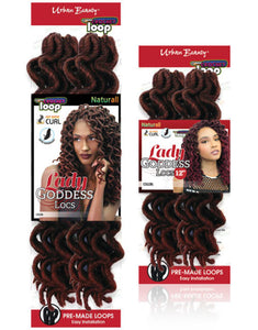 Urban Beauty Lady Goddess Locs 12""