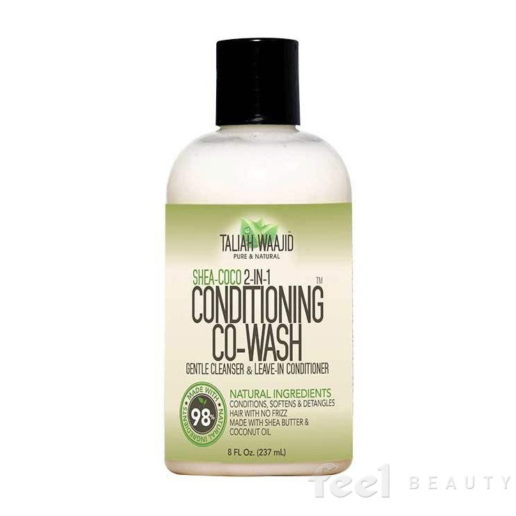 Taliah Waajid Shea-Coco Conditioning Co-Wash