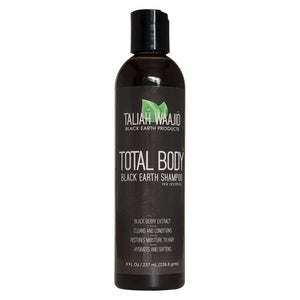 Taliah Waajid Total Body Black Earth Shampoo