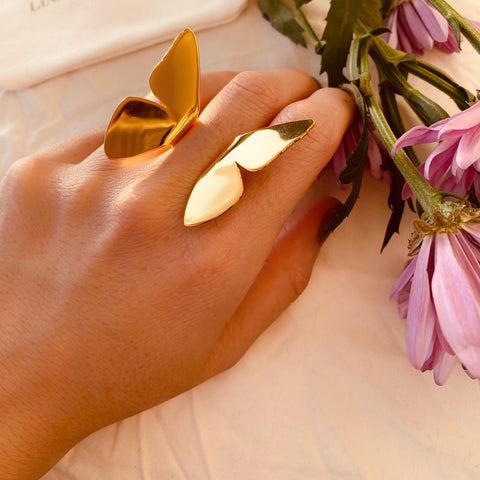 butterfly ring lina hernandez jewelry
