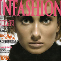 Revista Infashion Lina Hernandez press