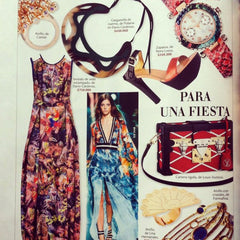 Revista Infashion Lina Hernandez Jewelry