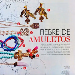 Revista Infashion Lina Hernandez jewelry Press