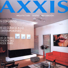 Revista Axxis lina hernandez press