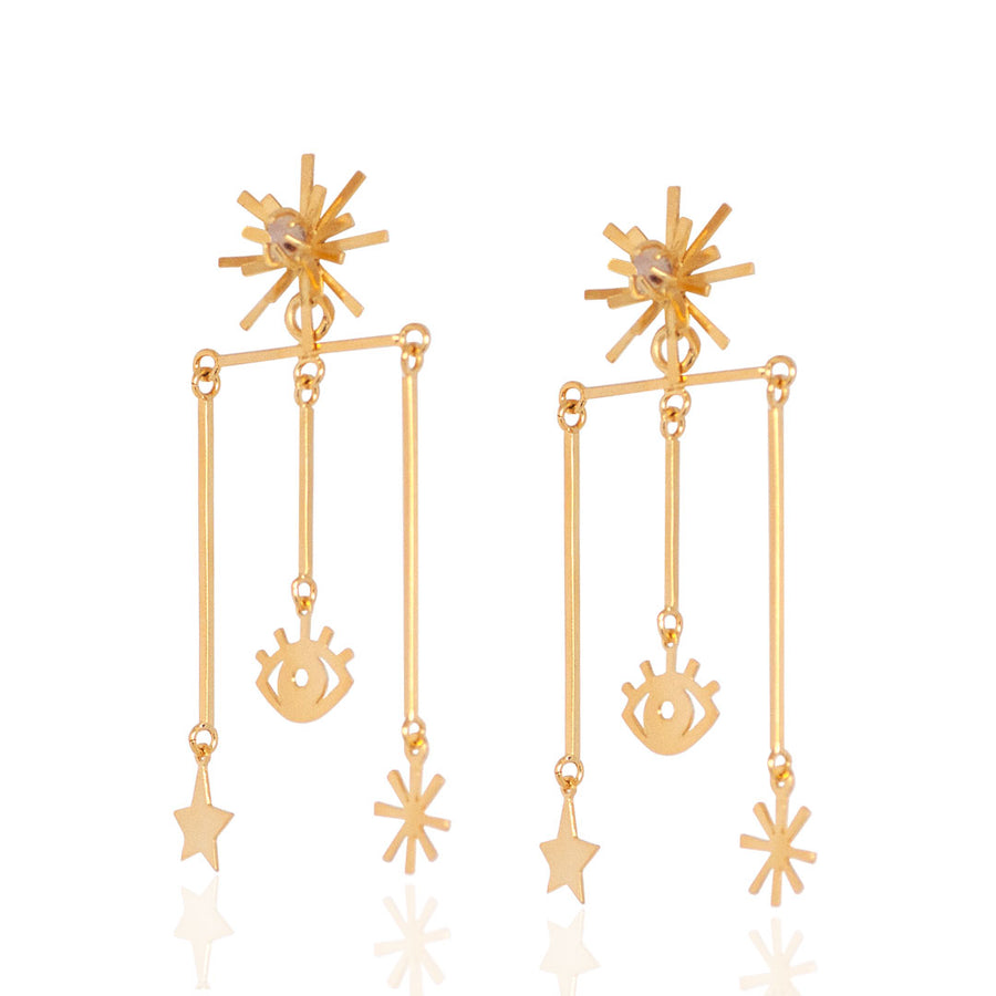 James Mobile Earrings
