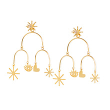 Magic Cosmos Mobile Earrings