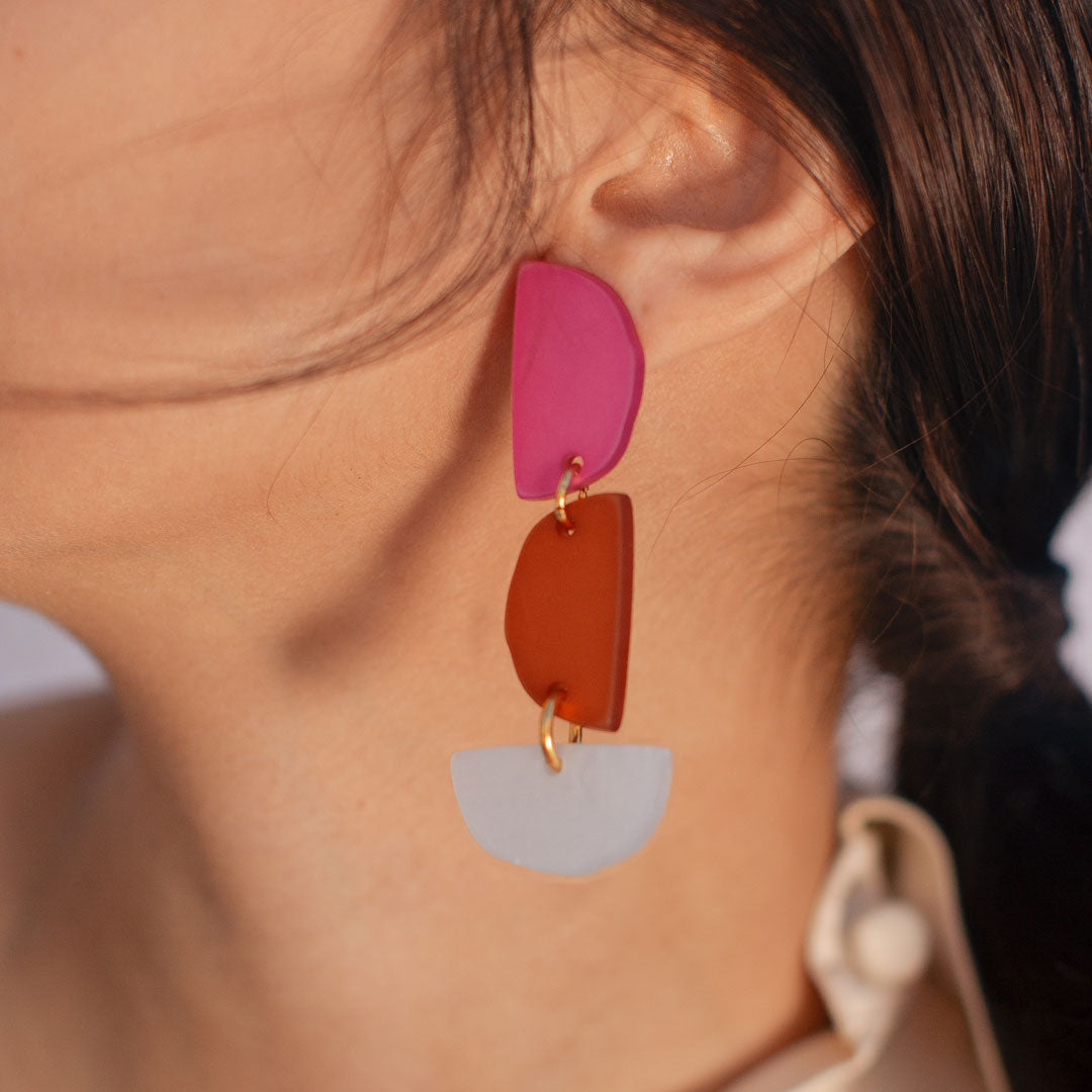 colorful earrings lina hernandez jewelry new york