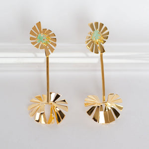 Caro Prism Dance Earrings- Small