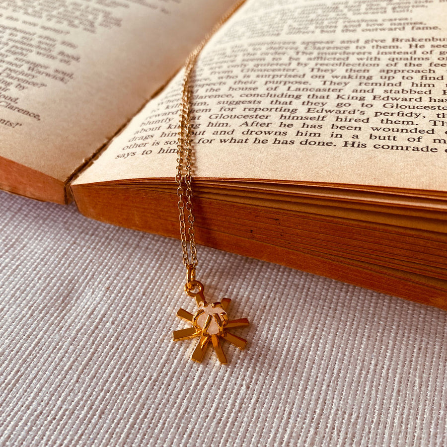 Asterisk Necklace