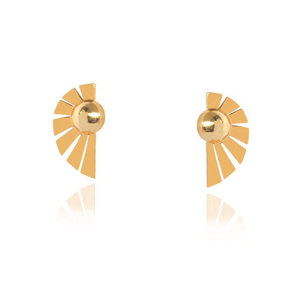 Sunset Studs - Medium