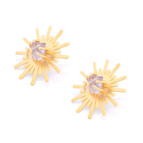 Luciana's Starburst Earrings