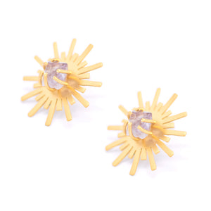 Luciana's Starburst Studs- Small