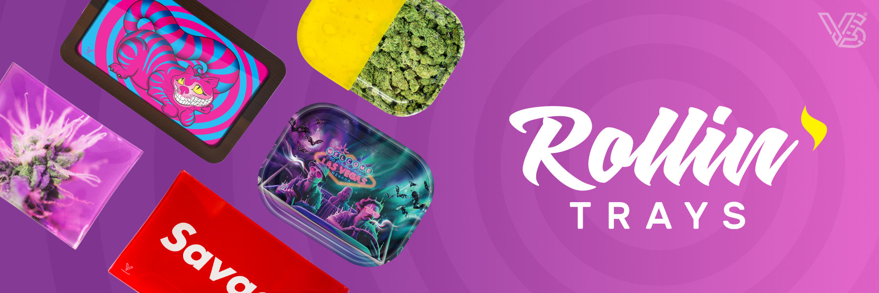 All Rollin' Trays