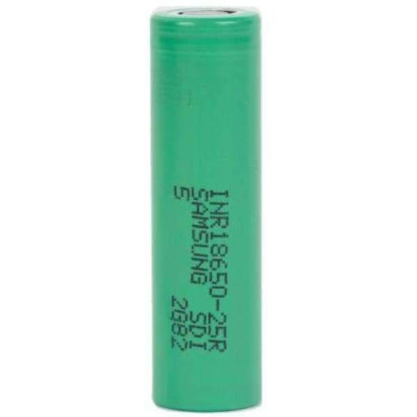 18650 Samsung 25R 2500Mah-Batteries-Samsung-CRAZE Vapor Wholesale