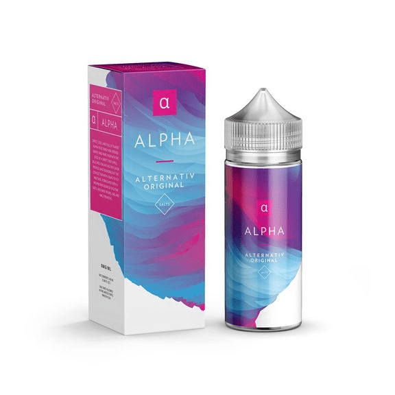 Alpha by Alternativ-eJuice-Alternativ-CRAZE Vapor Wholesale