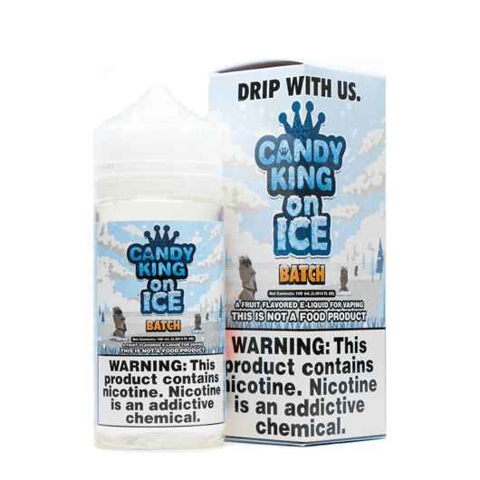 Batch On Ice by Candy King-eJuice-Candy King-CRAZE Vapor Wholesale