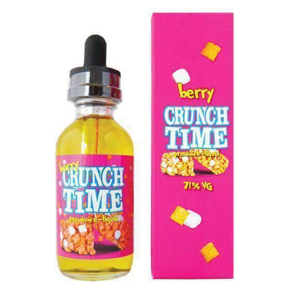 Berry Crunch By Crunchtime-eJuice-Crunchtime-60ml-0.0% - 0mg-CRAZE Vapor Wholesale