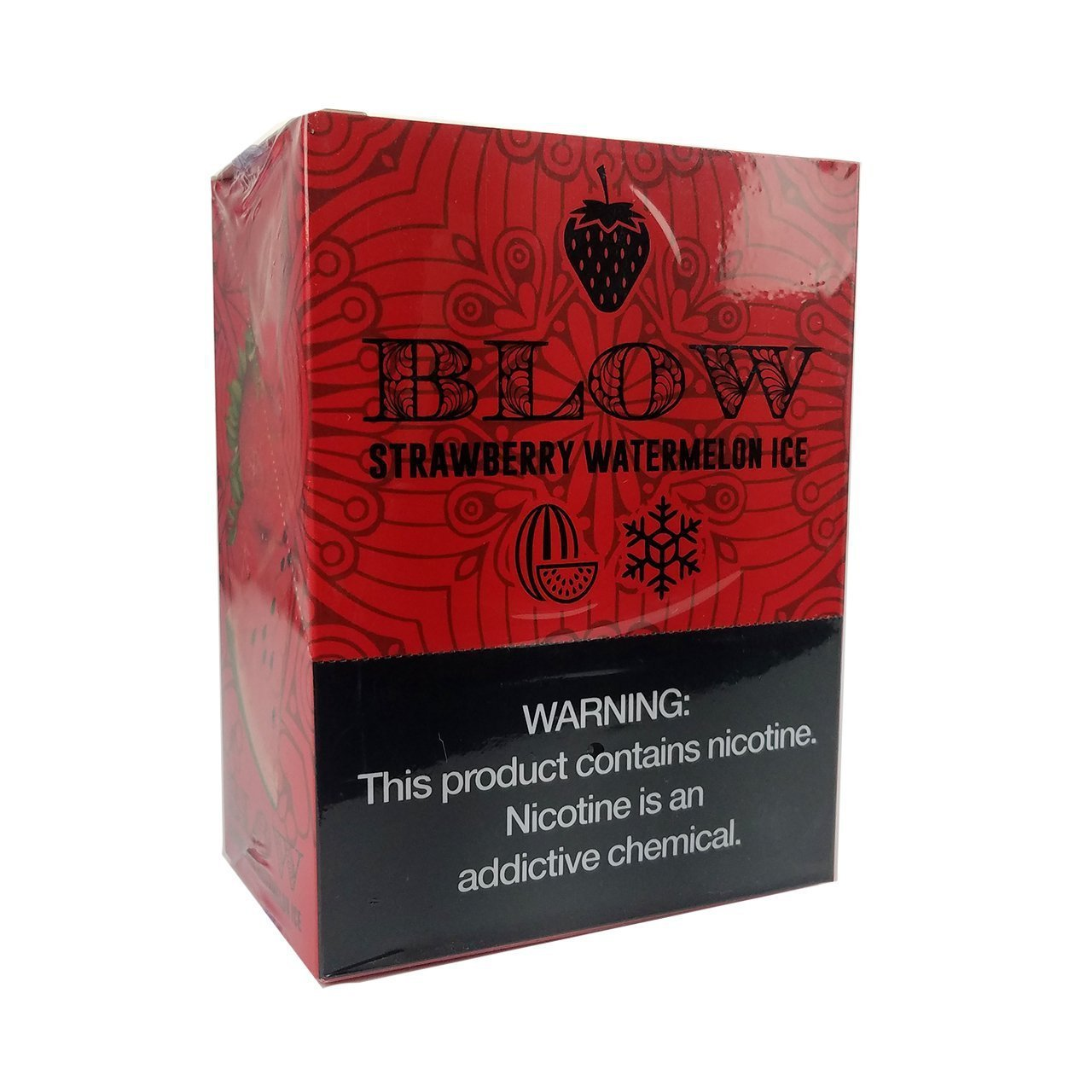 BLOW - Disposable 1.2ml 5% - Display of 12 - CRAZE Vapor Wholesale