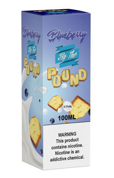BY THE POUND - BLUEBERRY 100ML-eJuice-By The Pound-0.3% - 3mg-CRAZE Vapor Wholesale