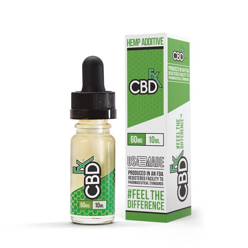 CBDfx | Hemp Additive 60mg-Hemp Additive-CBDfx-10ml-60mg-CRAZE Vapor Wholesale