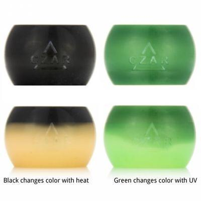 CZAR American Made SmokTech TFV8 / Aspire Cleito 120 10.5ml Color Changing Expansion Tank-Replacement Glass-CRAZE Vapor Wholesale-CRAZE Vapor Wholesale