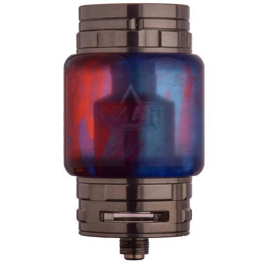 CZAR American Made SmokTech TFV8 / Aspire Cleito 120 10.5ml Color Changing Expansion Tank V2-Replacement Glass-CRAZE Vapor Wholesale-CRAZE Vapor Wholesale