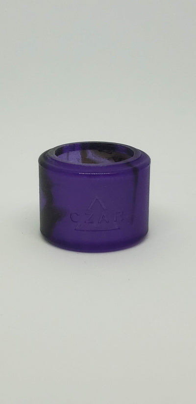 Czar American Made V2 Uwell Crown III 9mL Expansion Tank-Replacement Glass-CRAZE Vapor Wholesale-Purple/Black-CRAZE Vapor Wholesale