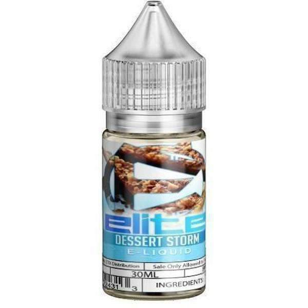 Dessert Storm By Elite E-Juice-eJuice-Elite E-Juice-30ml-0.0% - 0mg-CRAZE Vapor Wholesale
