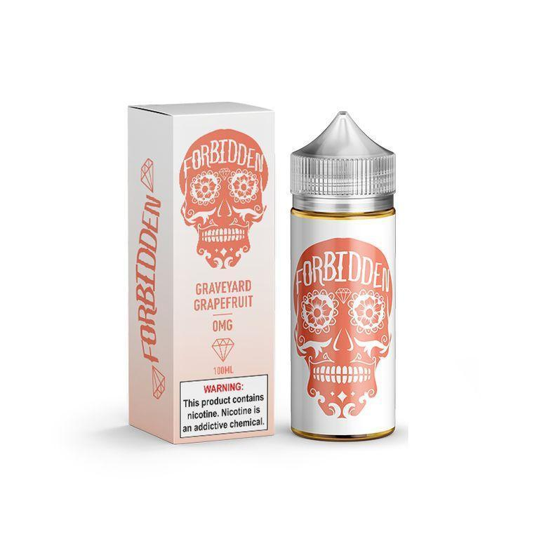 FORBIDDEN - GRAVEYARD GRAPEFRUIT 100ML-eJuice-Forbidden-0.0% - 0mg-CRAZE Vapor Wholesale